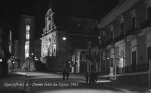 Buone Feste da Ispica 1961