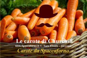 Le carote di Churchill